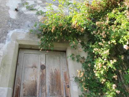 Eingang zum Kartäuser-Mönchshäuschen