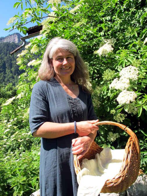 Pflanzenmensch Susanne Türtscher