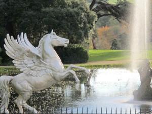 Pegasus aus Berlin für Powerscourt