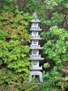 Im japanischen Garten von Powerscourt