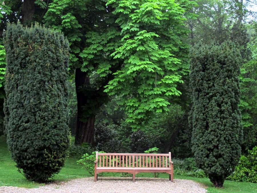 Jardins du Bois des Moutiers 1