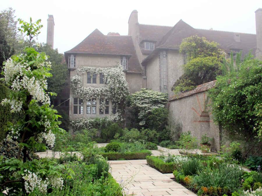 Der Bois des Moutiers, ein Musen-Garten mit poetischer Vitalität