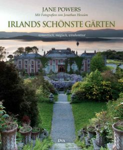"""Foto des Covers des Garten-Buchs """"Irlands schönste Gärten"""""""