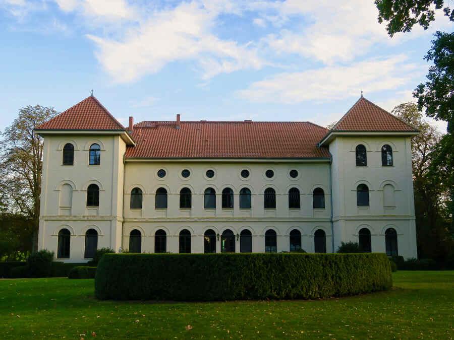 Das Schlosshotel Marihn in Mecklenburg ©DDAVID