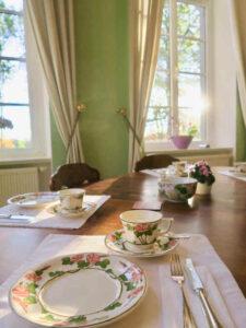 Schlosshotels Marihn in Mecklenburg ©DDAVID