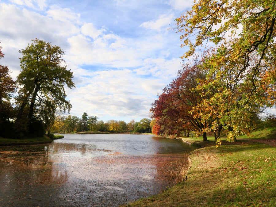 Der Wörlitzer Landschaftspark