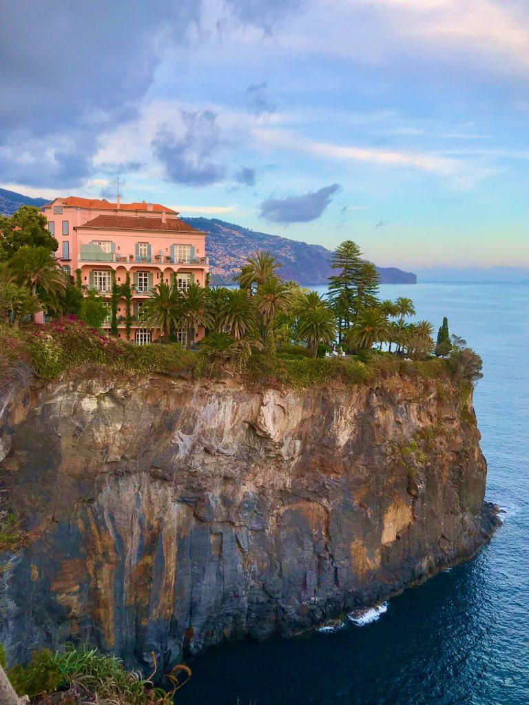 Belmond Reid's Palace Hotel auf Madeira