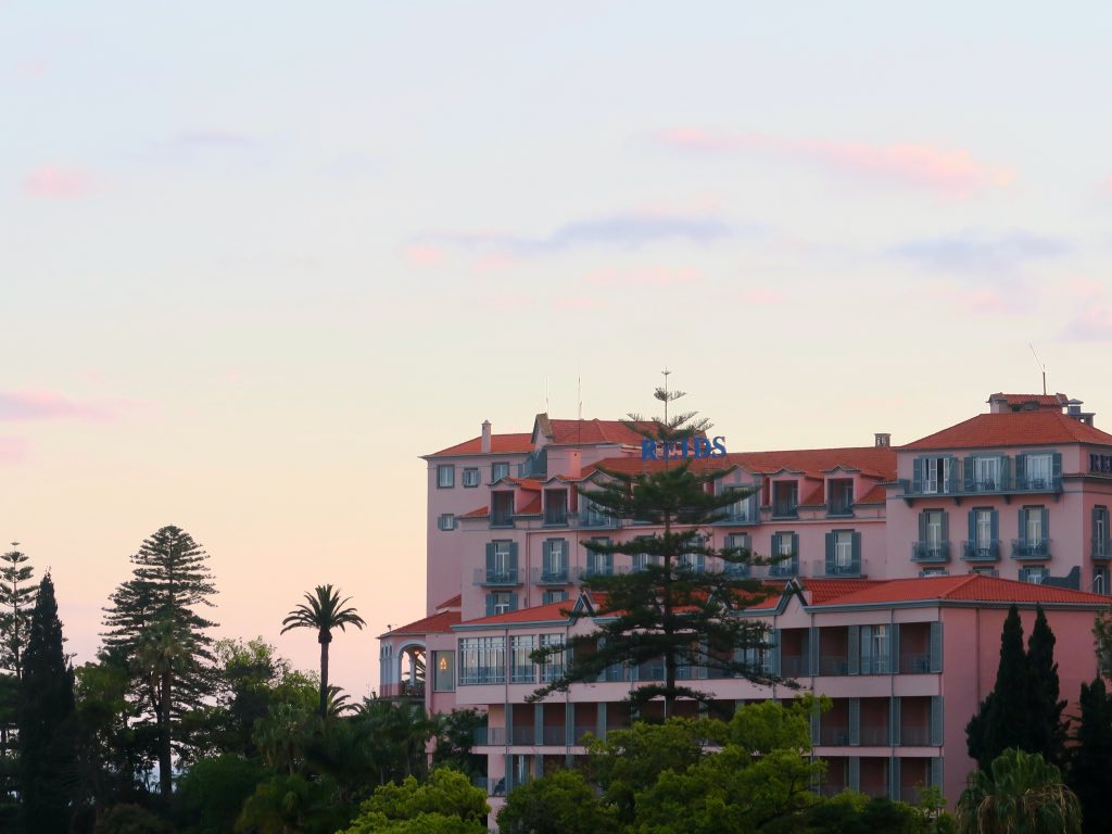 Belmond Reid's Palace Hotel auf Madeira ©DDAVID